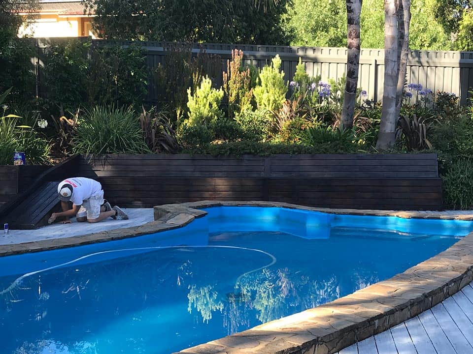 Adelaide Pool and Decking Painting