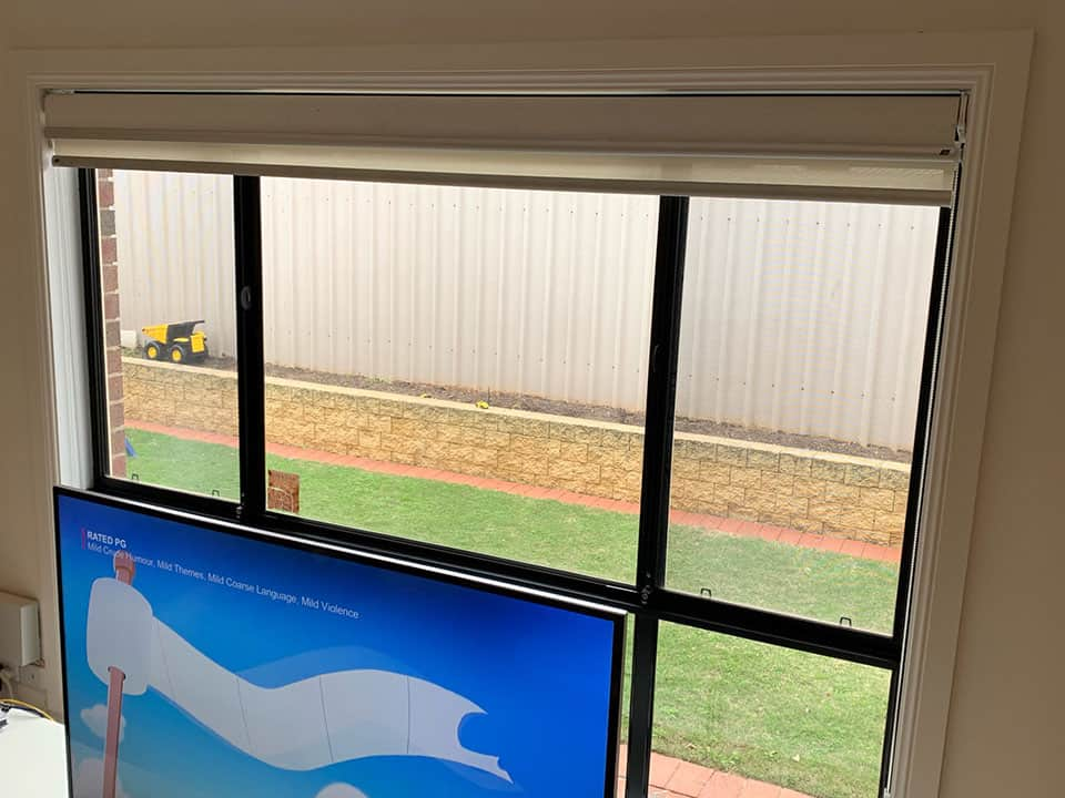 Adelaide Aluminium Window Painting by Paint Professionals
