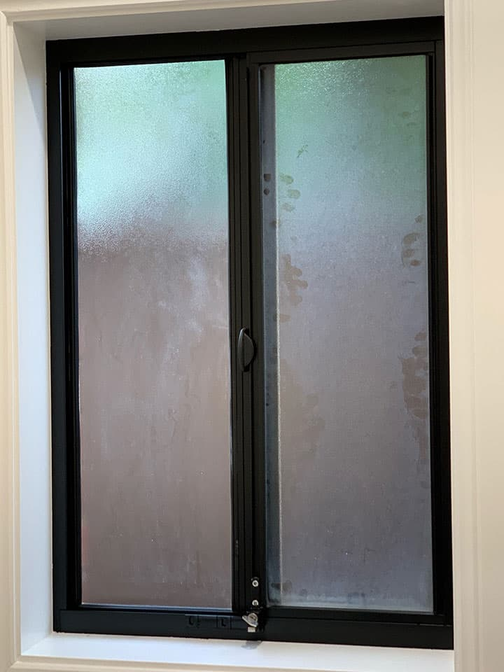 Adelaide Aluminium Window Painting After