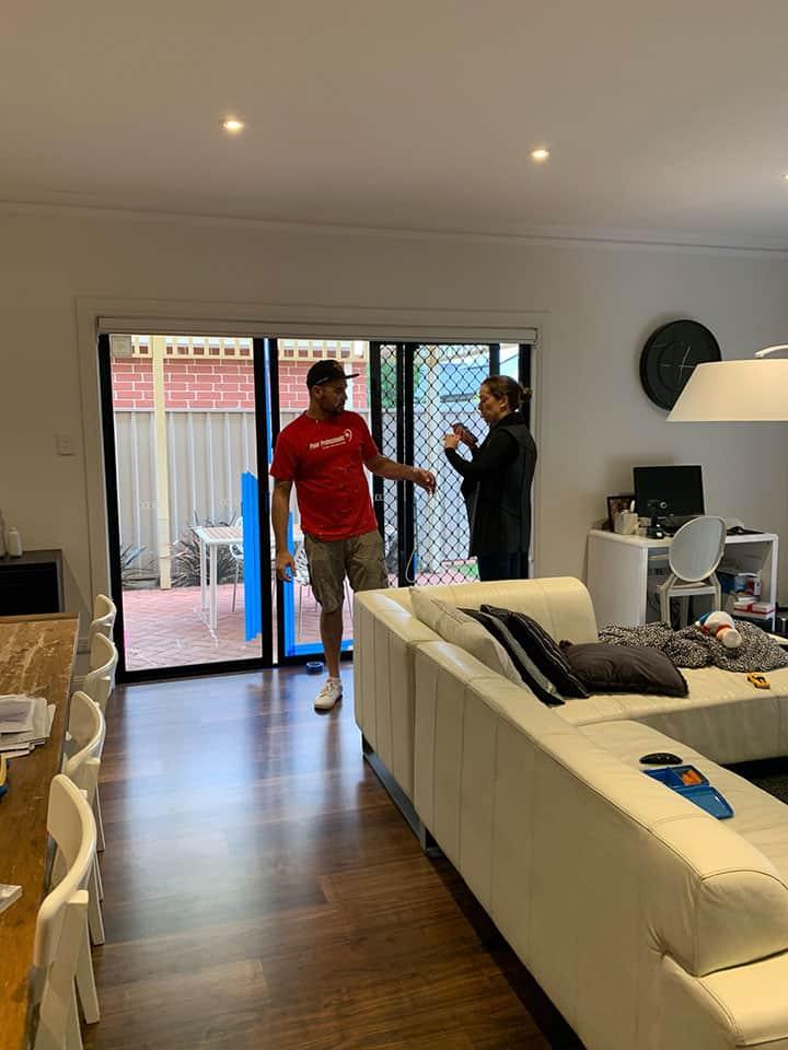 Happy Client Aluminium Window Painting Adelaide