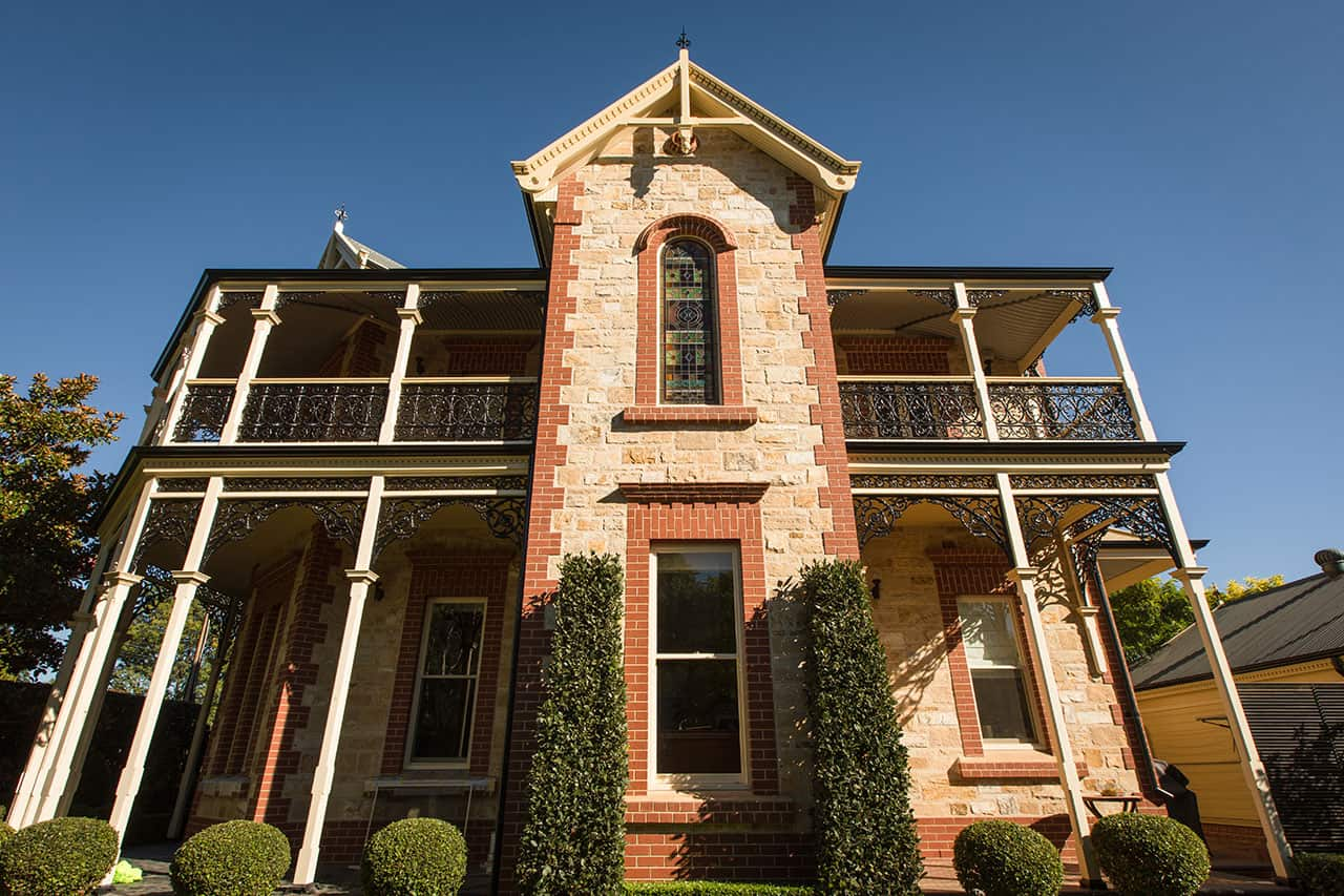 Award Winning Heritage Painting Adelaide