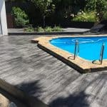 Decking Painting & Staining correct preparation and undercoats
