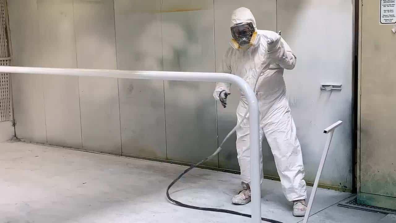 Electrostatic Spray Painting Adelaide