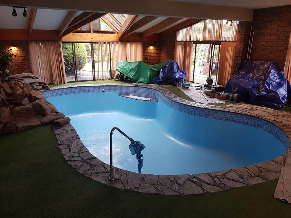 Indoor Pool Painting Adelaide Paint Professionals