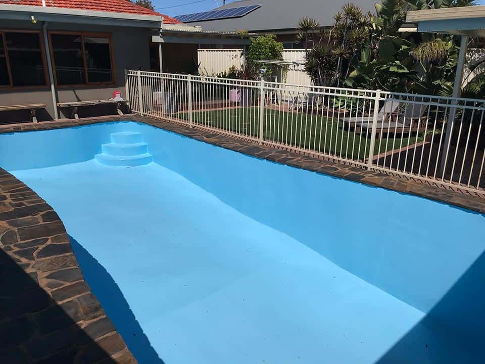 Pool Painting Adelaide Luxapool Product