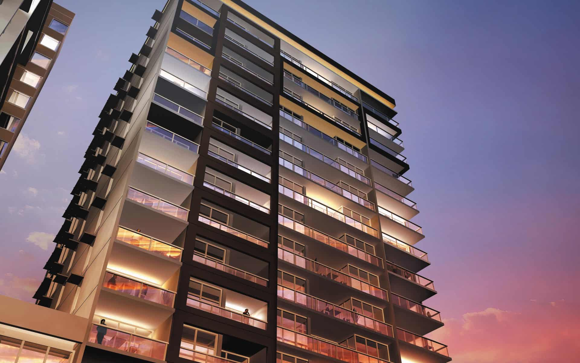 20 Hindmarsh Square – Central Park Commercial Adelaide Painter